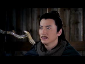 Yang Guai (poor guy) that's in the drama for literally less than 10 minutes.