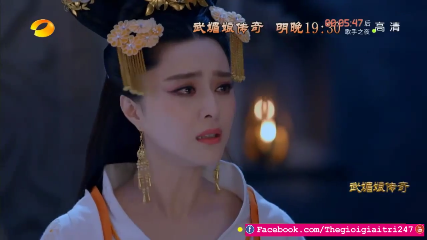 武媚娘传奇: The Empress of China Episode 72, 73 Trailer