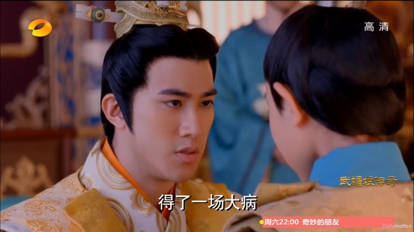 武媚娘传奇: The Empress of China Episode 74, 75, 76, 77 Trailer
