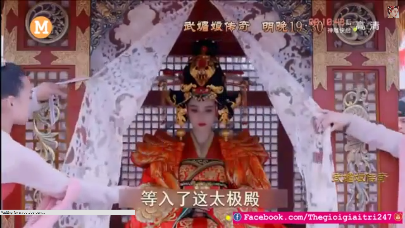 武媚娘传奇: The Empress of China Episode 80, 81, 82, 83 Trailer